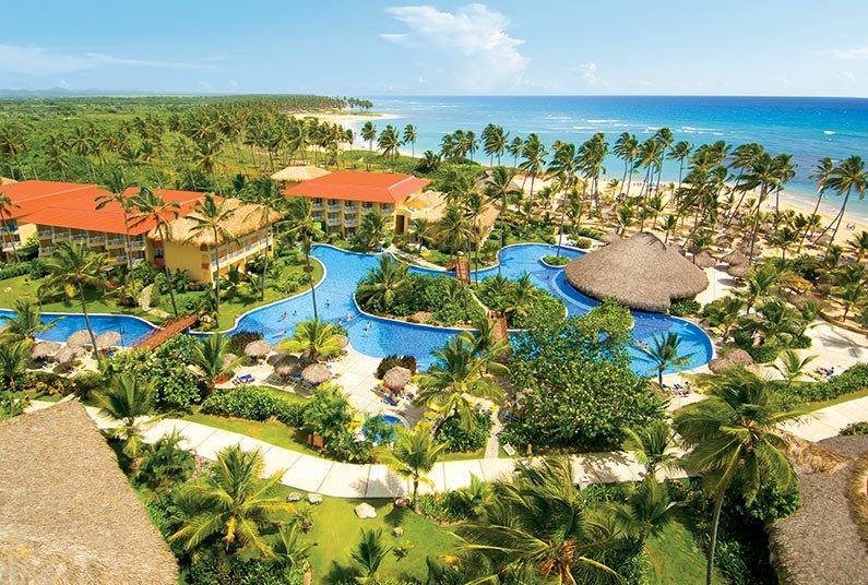 7 night all-inclusive relaxation in the Dom Rep