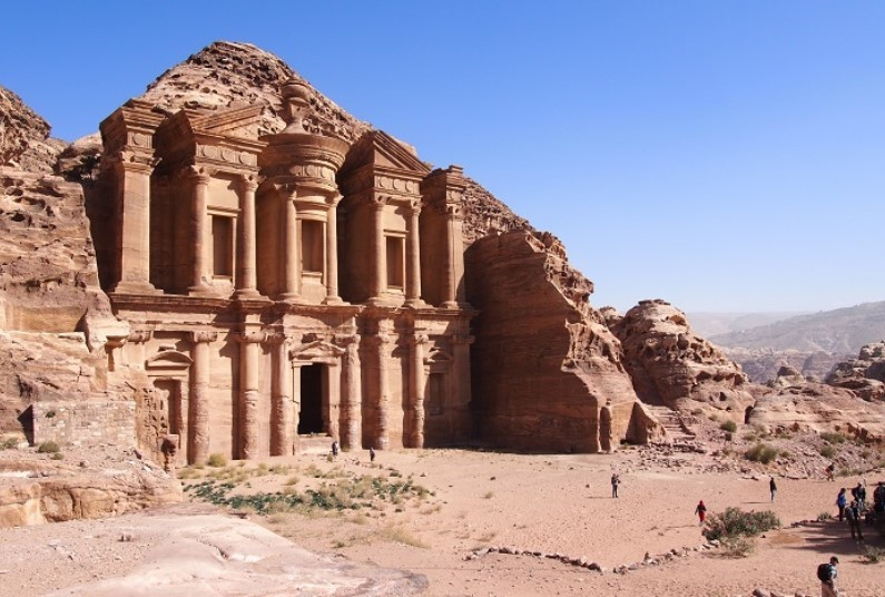 7 night tour of Jordan