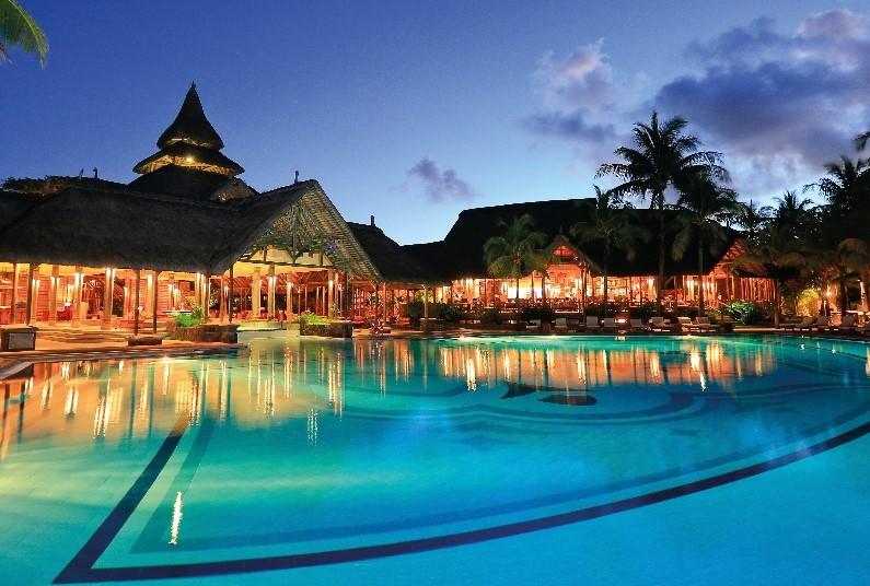 Twin center Dubai and Mauritius