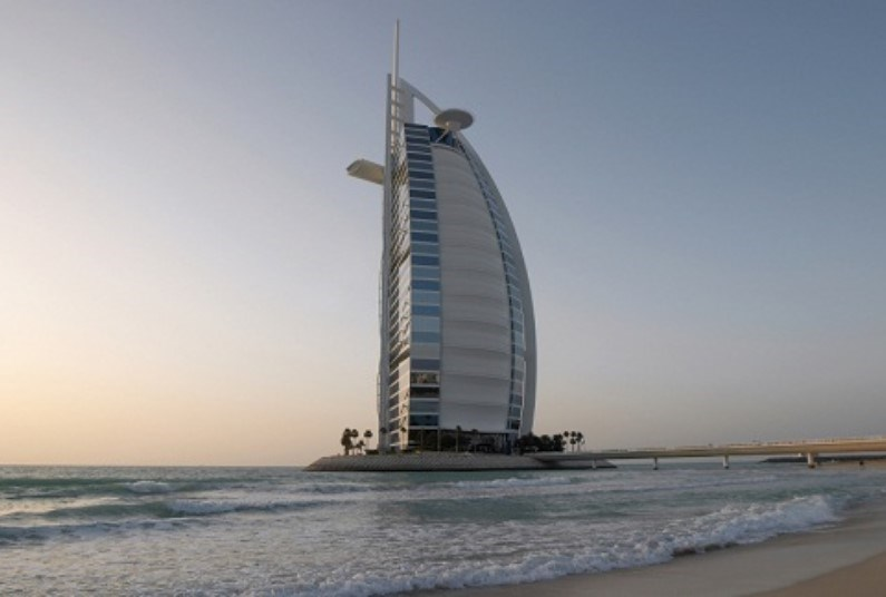 Five Star Stay in Dubai