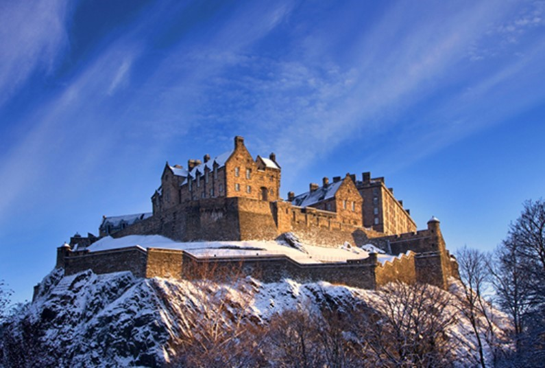 The Festive Delights of Scotland