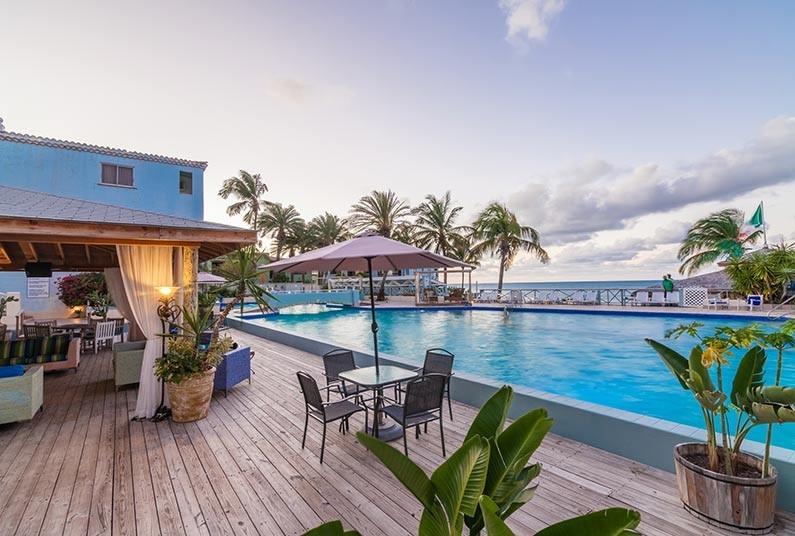 All-inclusive indulgence in Antigua