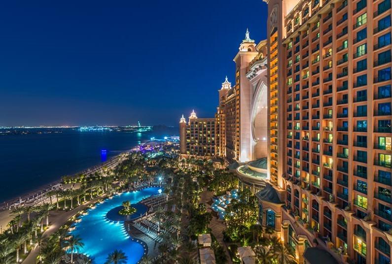 3 night family short break in Dubai