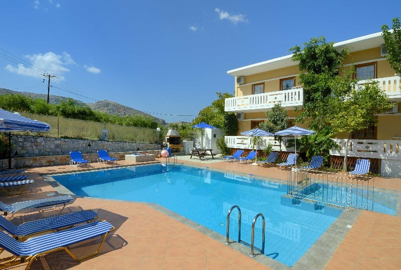 One week in Afrodite Apartments, Crete from £499pp