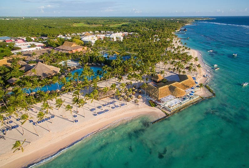 All-inclusive luxury in Dominican Republic