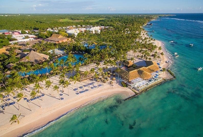 All-inclusive luxury in Dominican Republic