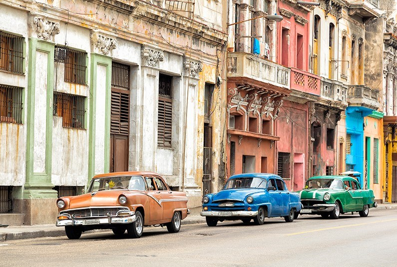 15-day cruise departing from Havana