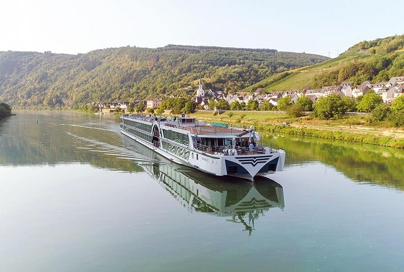 Enjoy Fine Wines on the Rhine and Moselle
