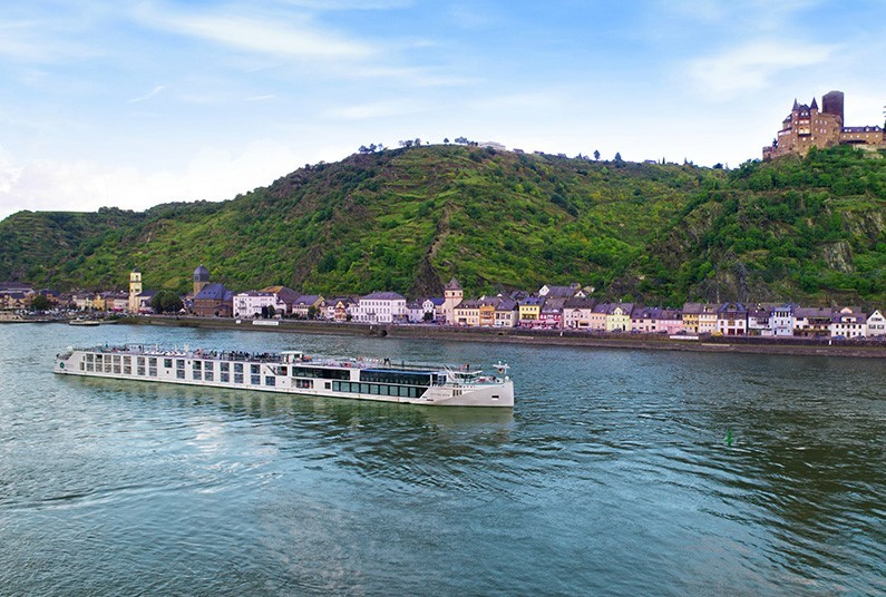 Luxury Cruise on the Rhine