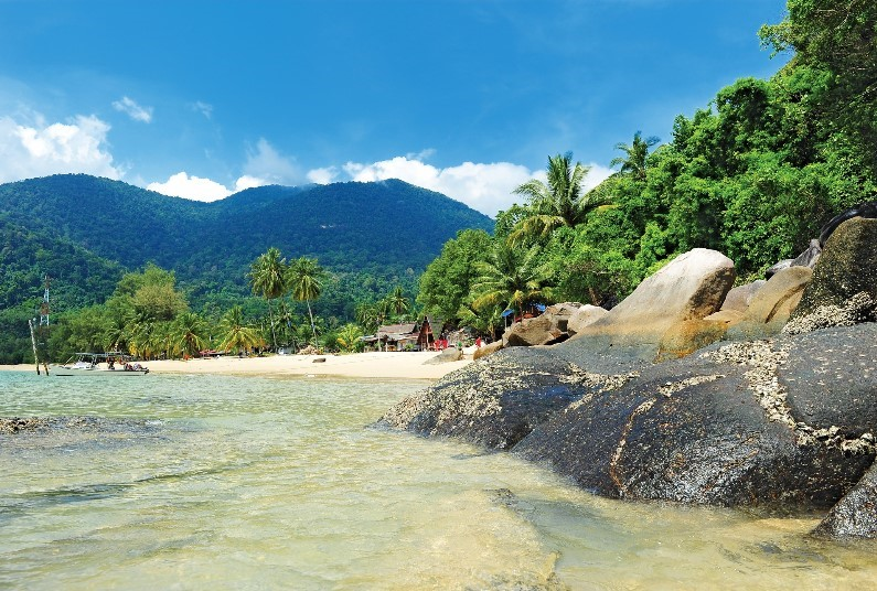 Visit Kuala Lumpur & The Beautiful Island Of Tioman