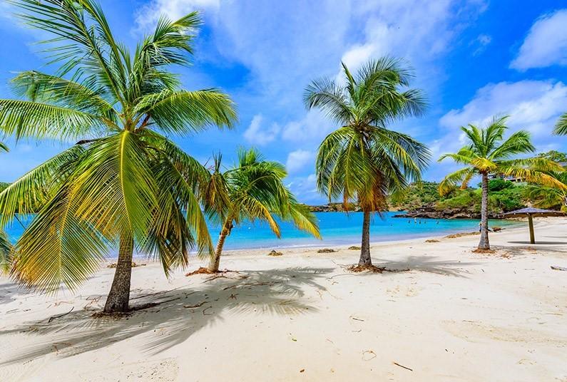 A relaxing week in Antigua