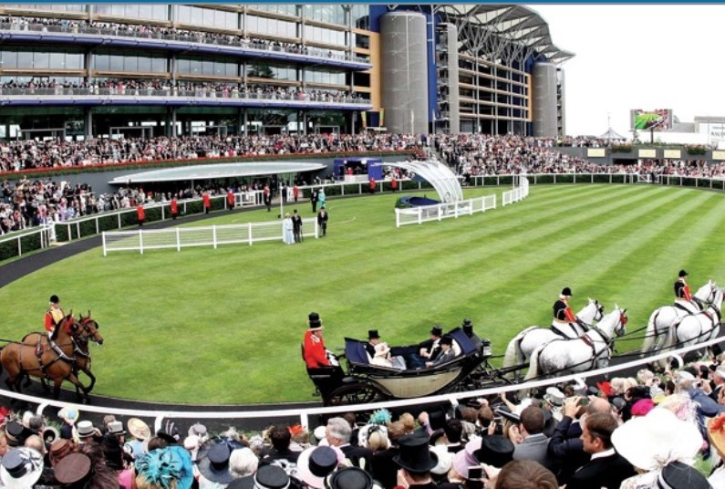 Silver Ring Entry to Royal Ascot