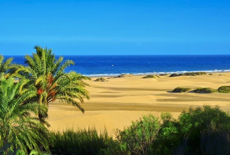 A week in Gran Canaria