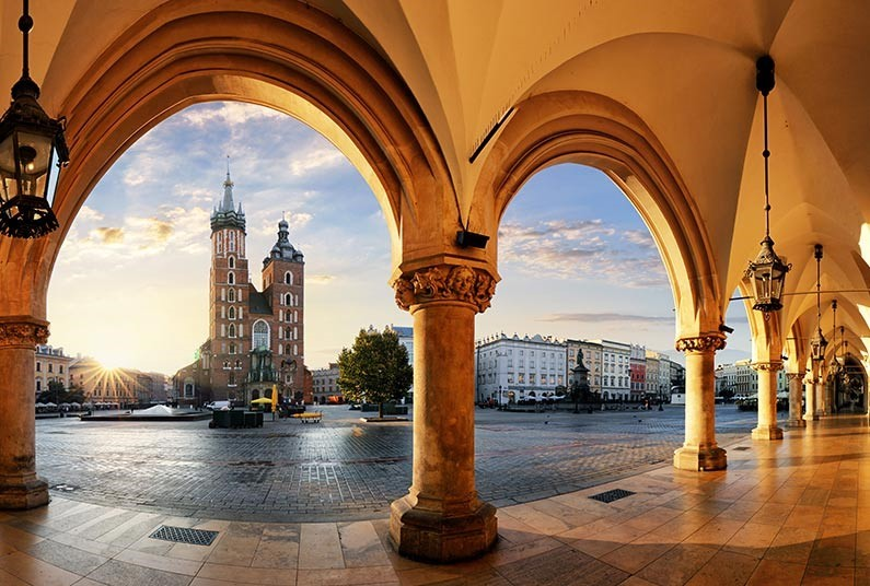 A Spring City Break in Krakow