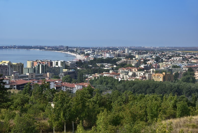 4* All Inclusive In The Popular Resort Of Sunny Beach
