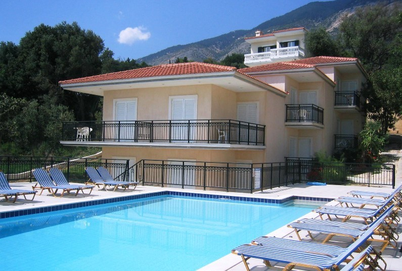 One week in Kefalonia from £509pp