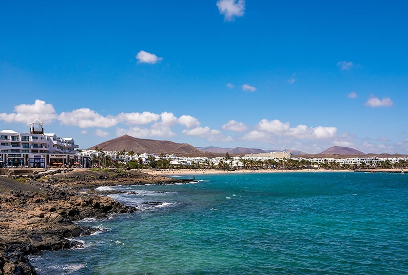 7 night Canary Island winter sun break