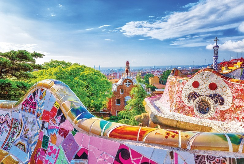 Barcelona, the Perfect Getaway for Valentine's day
