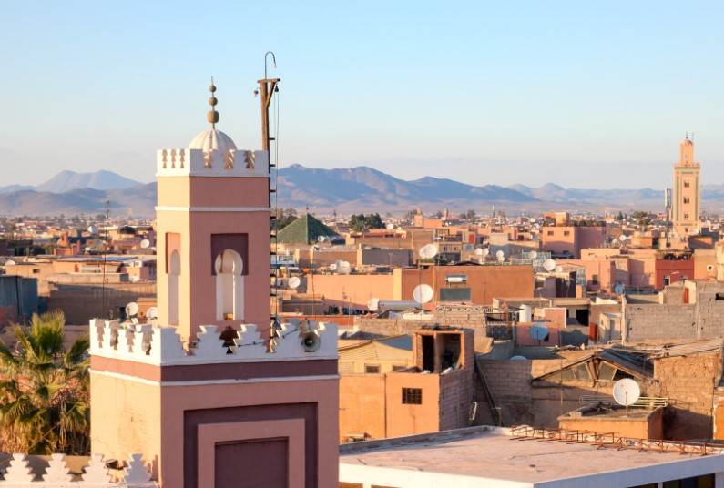 5* Luxury In Marrakech
