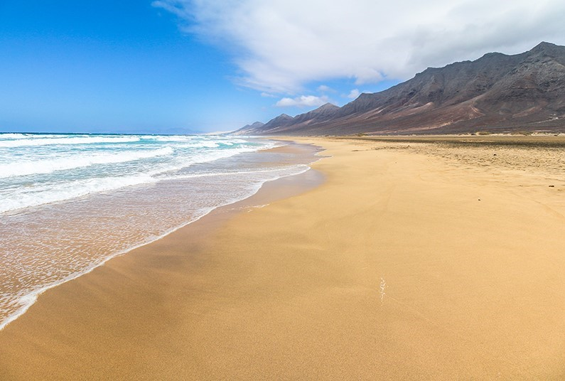 7 night winter sun break in Fuerteventura