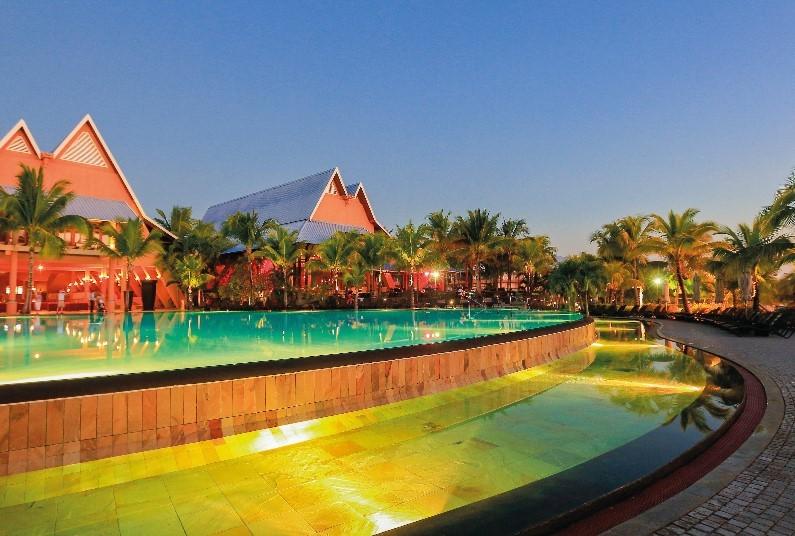 Mauritius & Dubai Twin Centre