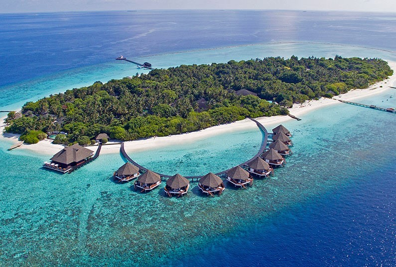7 nights all-inclusive holiday in the Maldives