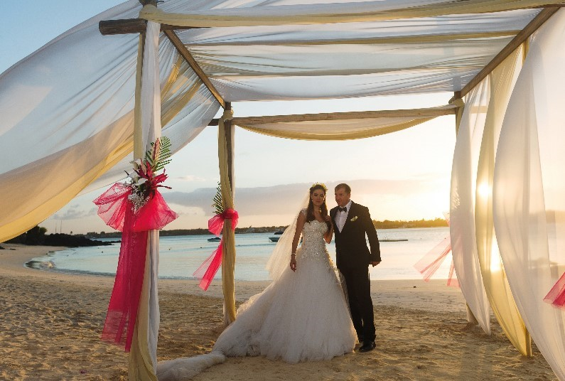 5* Classic Wedding Package in Mauritius