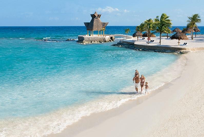 A week in sunny Cancun
