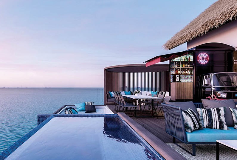 A Stylish Maldives Getaway