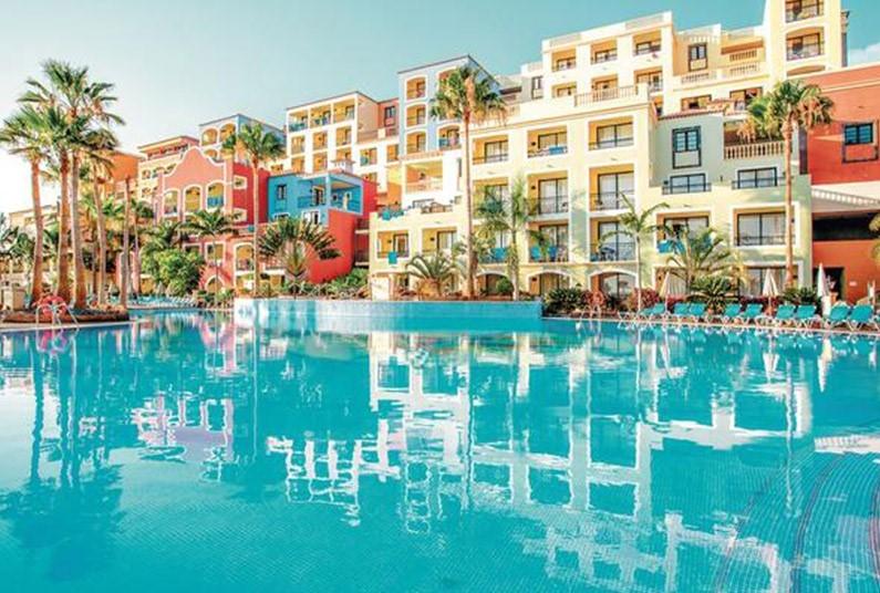 Soak up the sun in Tenerife