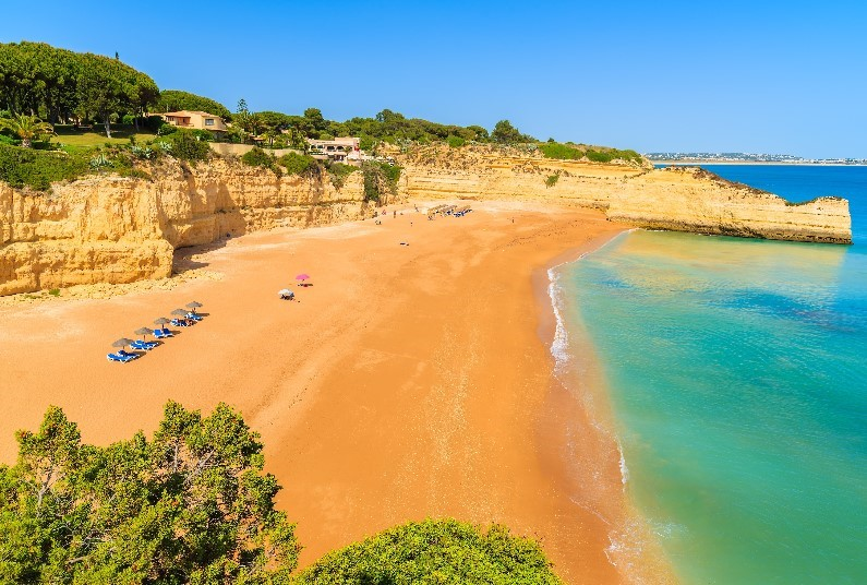 Beach Stay On The Algarve