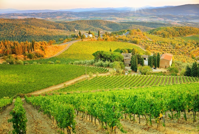 Tuscany Countryside Break, Save Up To £199 Per Couple