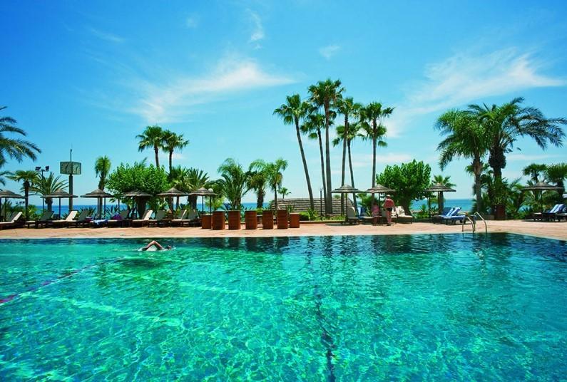 Amathus Beach Hotel, Cyprus