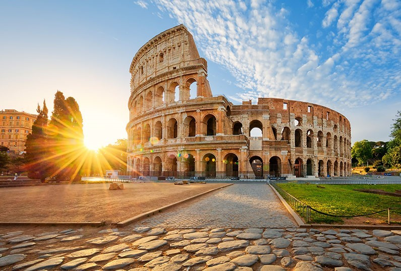 3 night luxury city break in Rome