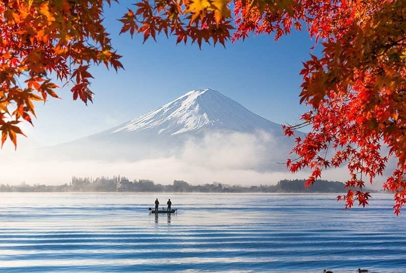 17 day fully inclusive Japan tour