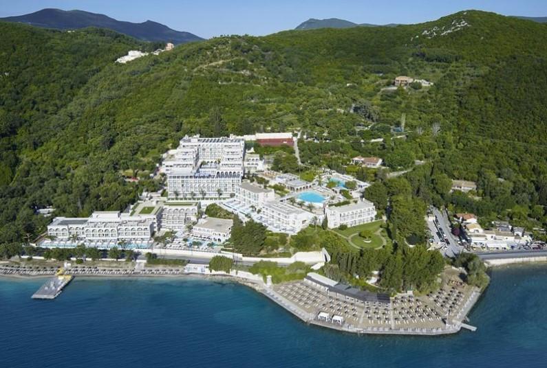 Corfu Summer Holiday