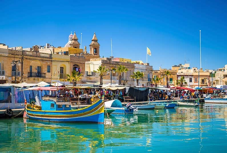7 nights 4 star relaxation and sunshine in Malta