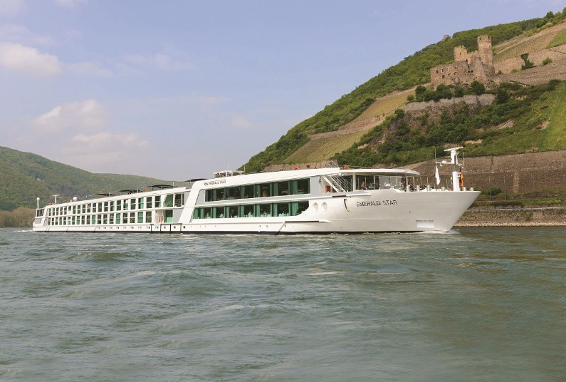 SAVE on a Danube river cruise