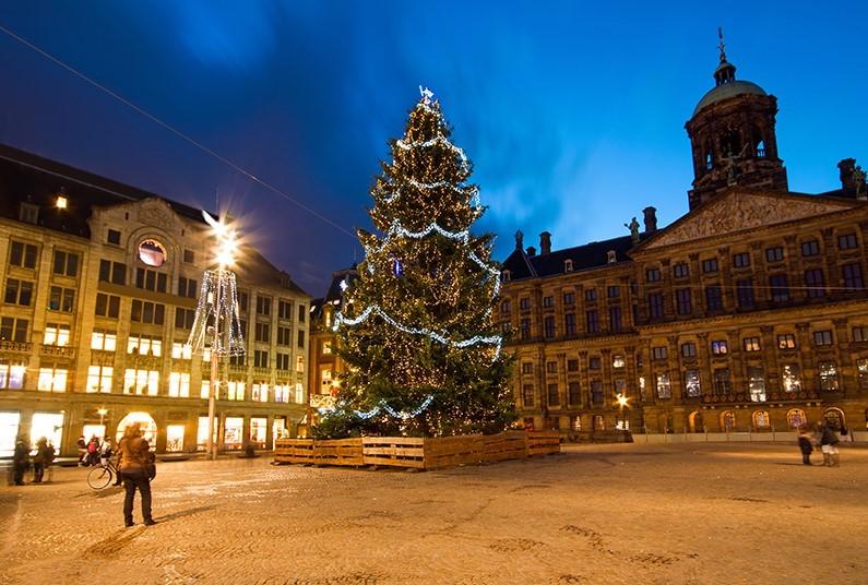 Festive Amsterdam