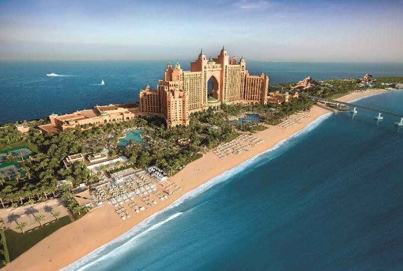 Family holiday to Dubai