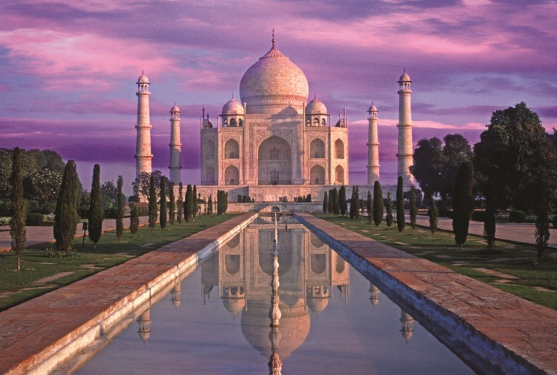 India - Tigers and Taj Mahal 8 nights