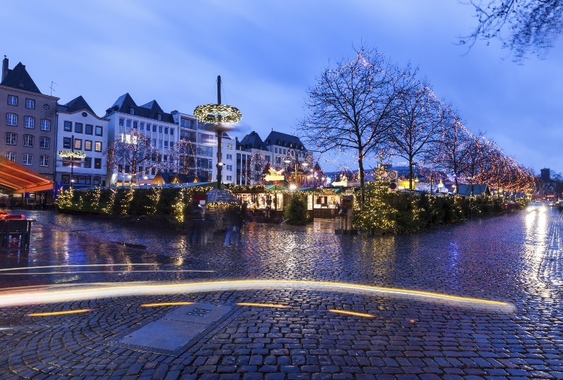 Christmassy Cologne
