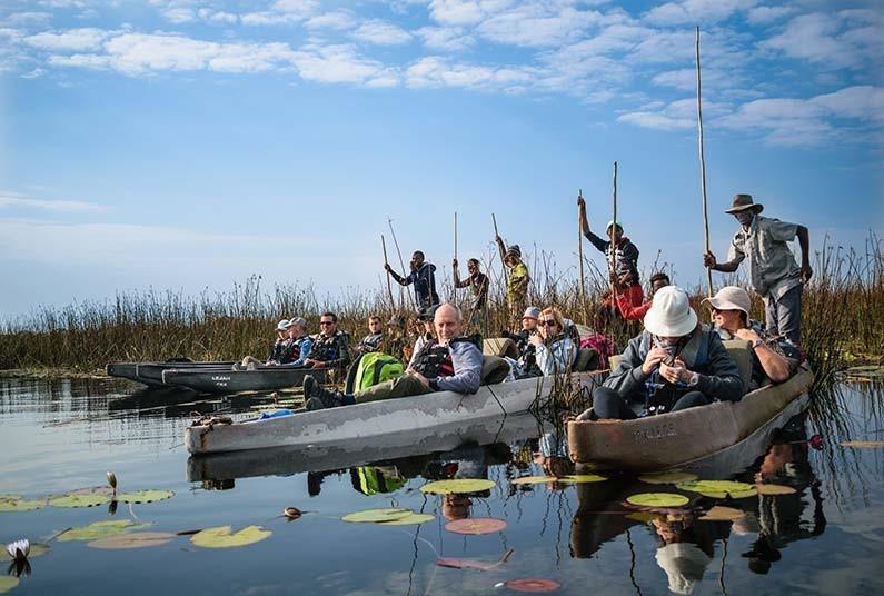 Experience Africa's aquatic wonderland