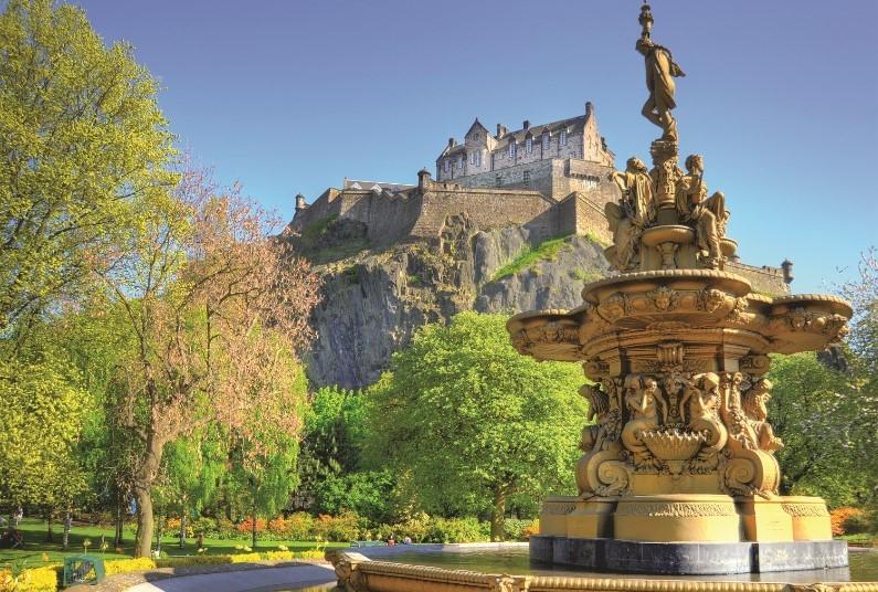 2 night Edinburgh break