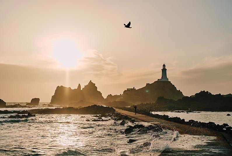 Jersey. Little Island. Big Spirit