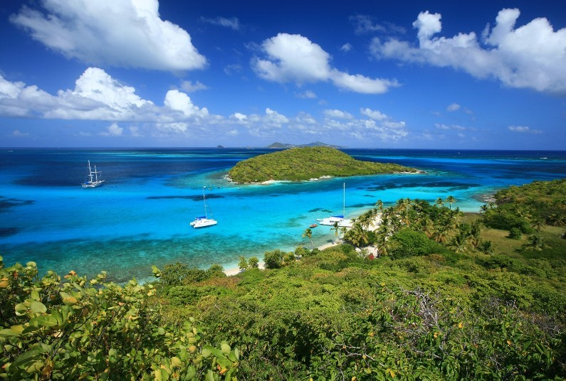Cruise Stunning Caribbean Islands By Yacht