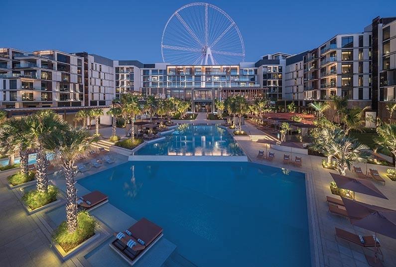 A Stylish and Indulgent Dubai Getaway