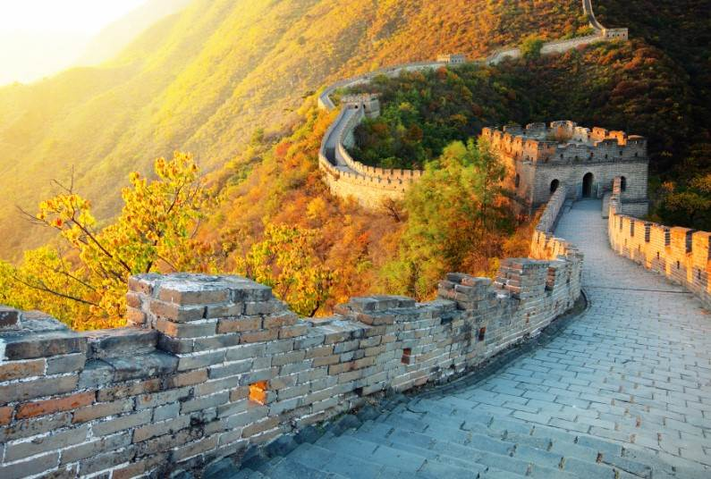 14 day tour of China, Terracotta Warriors and the Great Wall