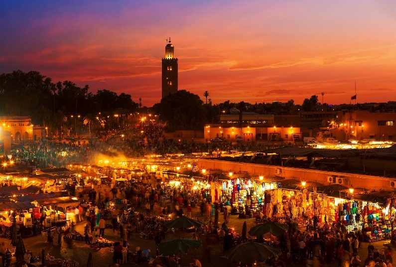 Marrakech City Break
