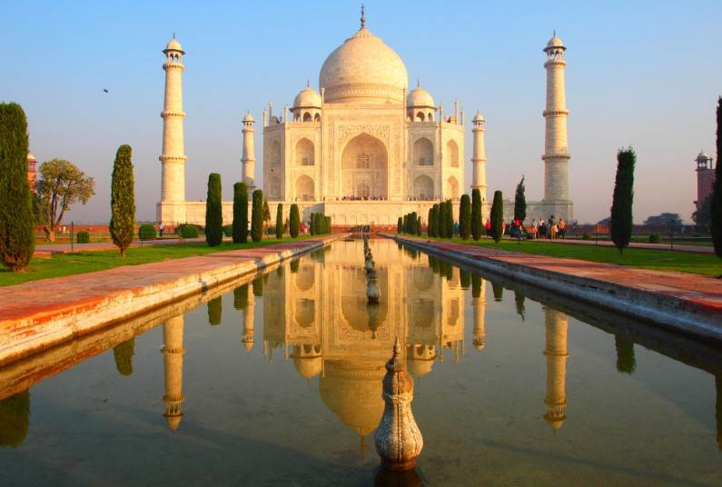 8 Days Tour Of India